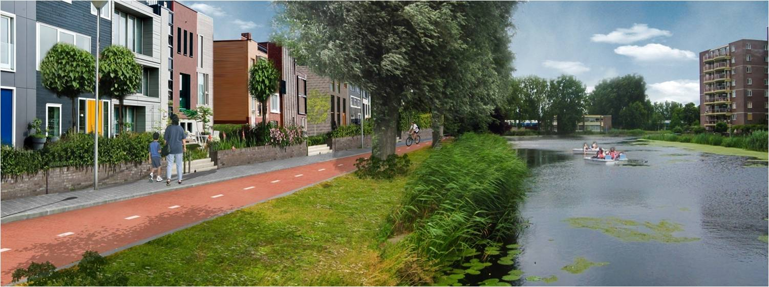 Zelfbouw kavels Capelle aan den IJssel