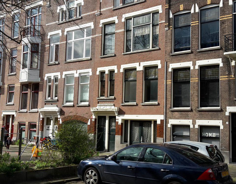 Renovatie woning Rotterdam