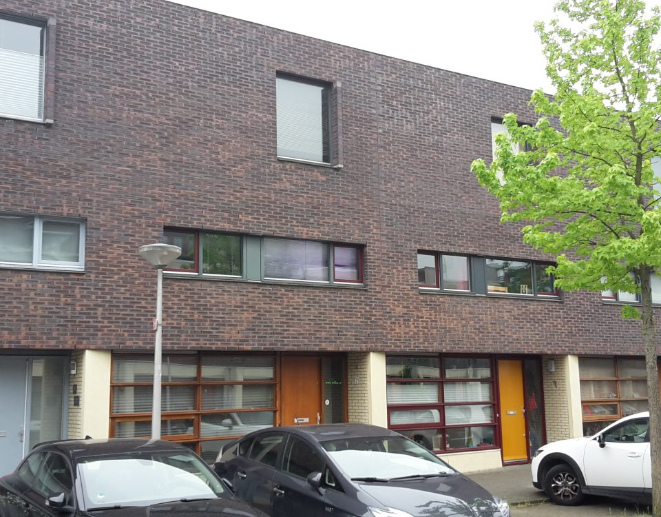 Verbouwing woning Delft