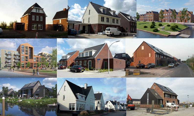 Voorschouw opleveringskeuring nieuwbouw woning