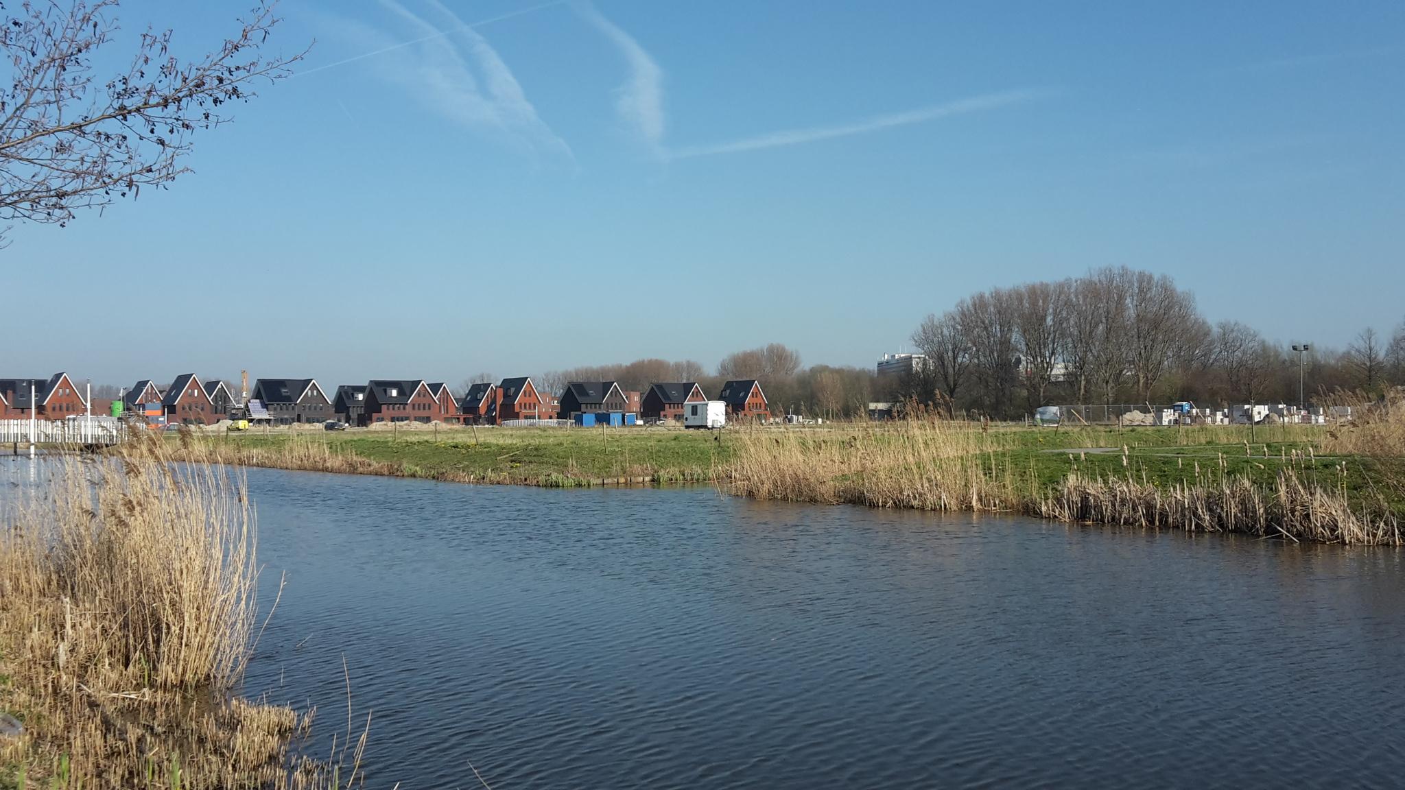 kavels park 16hoven rotterdam riethoven leeuwenhoekhof beekweg rietzoom