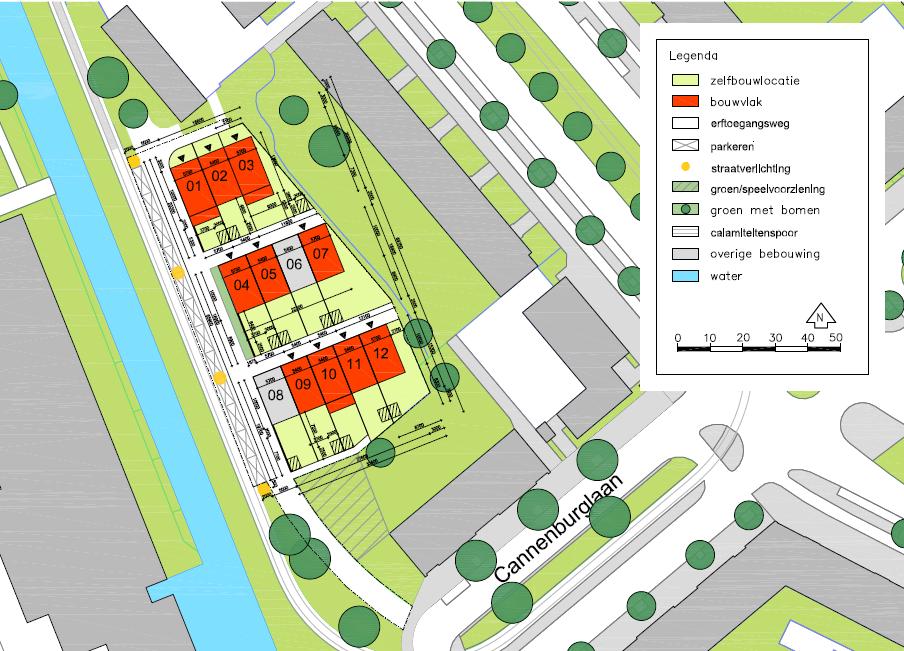 Cannenburglaan zelfbouw ibb bouw betaalbaar starterswoning den haag bouwbegeleider bouwbegeleiding kavel budget eigen huis bouwen